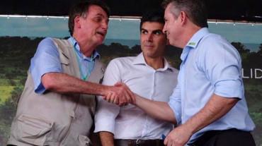 Bolsonaro e Mendes
