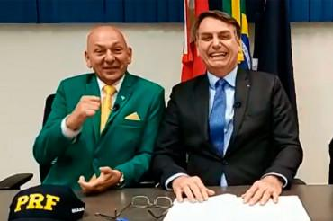 Hang e Bolsonaro