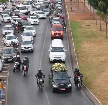 Pastor - funeral