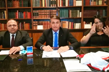 Bolsonaro - live