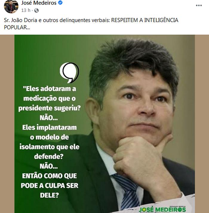 Medeiros - governadores