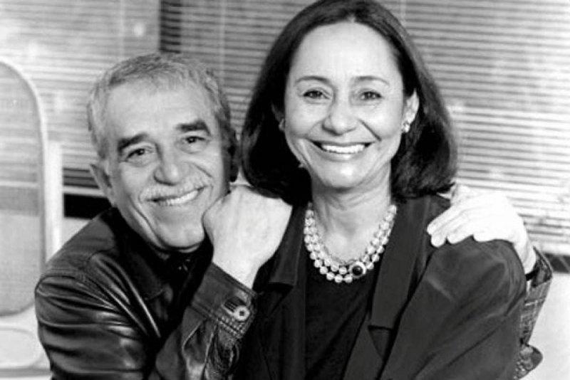 Morre Mercedes Barcha, viúva e cúmplice de García Márquez | Diario de Cuiabá