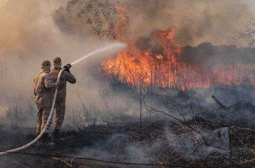 Pantanal - bombeiros