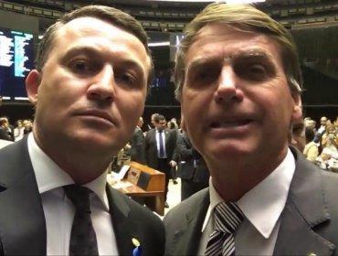 Xuxu e Bolsonaro