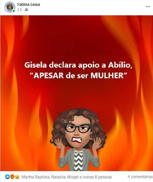 Print - Gisela
