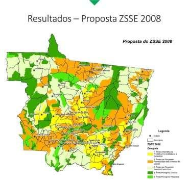 Zoneamento - 2008
