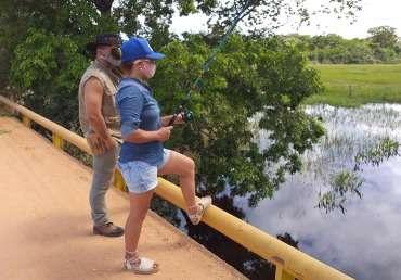 Pantanal - pesca