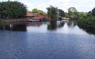 Pantanal - pousada